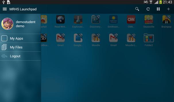 Monmouth Regional LaunchPad screenshot 6