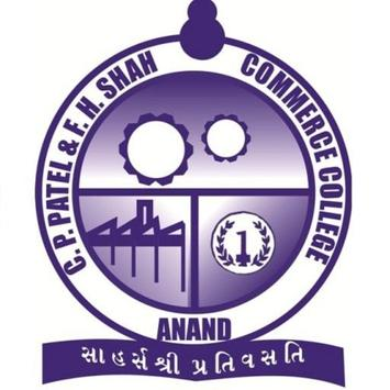 C P Patel & F H Shah Commerce College poster