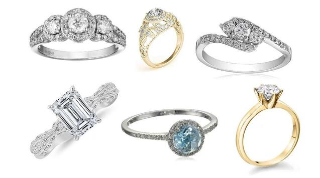 Classy Wedding Ring Ideas screenshot 2