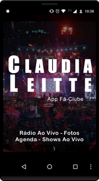Cláudia Leitte poster