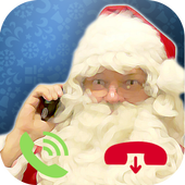 Call Video From Santa Claus icon