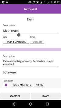 Agenda do Estudante imagem de tela 5