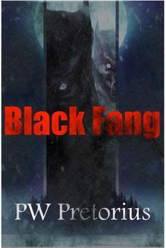 Supernatural Horror Black Fang poster