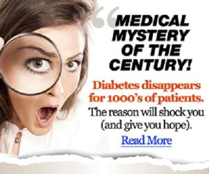 Destroy Diabetes App poster