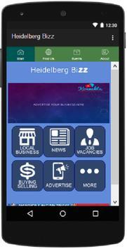 Heidelberg Bizz poster