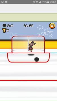 SlapShot Ice Hockey Shooter screenshot 3