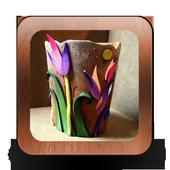 Clay Art Design Ideas icon