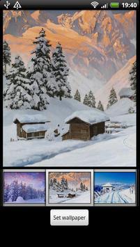 Winter HD Wallpaper screenshot 5