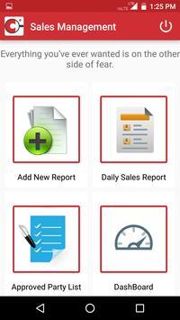 Clay Craft Sales Management screenshot 1
