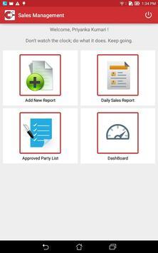 Clay Craft Sales Management screenshot 3
