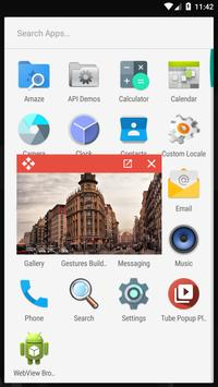 Play Tube Popup Player apk screenshot