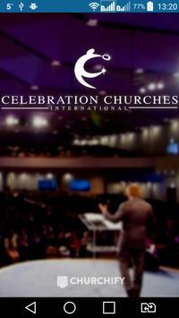 Celebration Churches poster