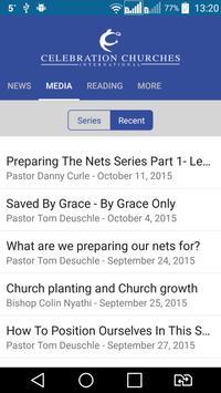 Celebration Churches apk screenshot