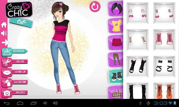 CrazyChic apk screenshot