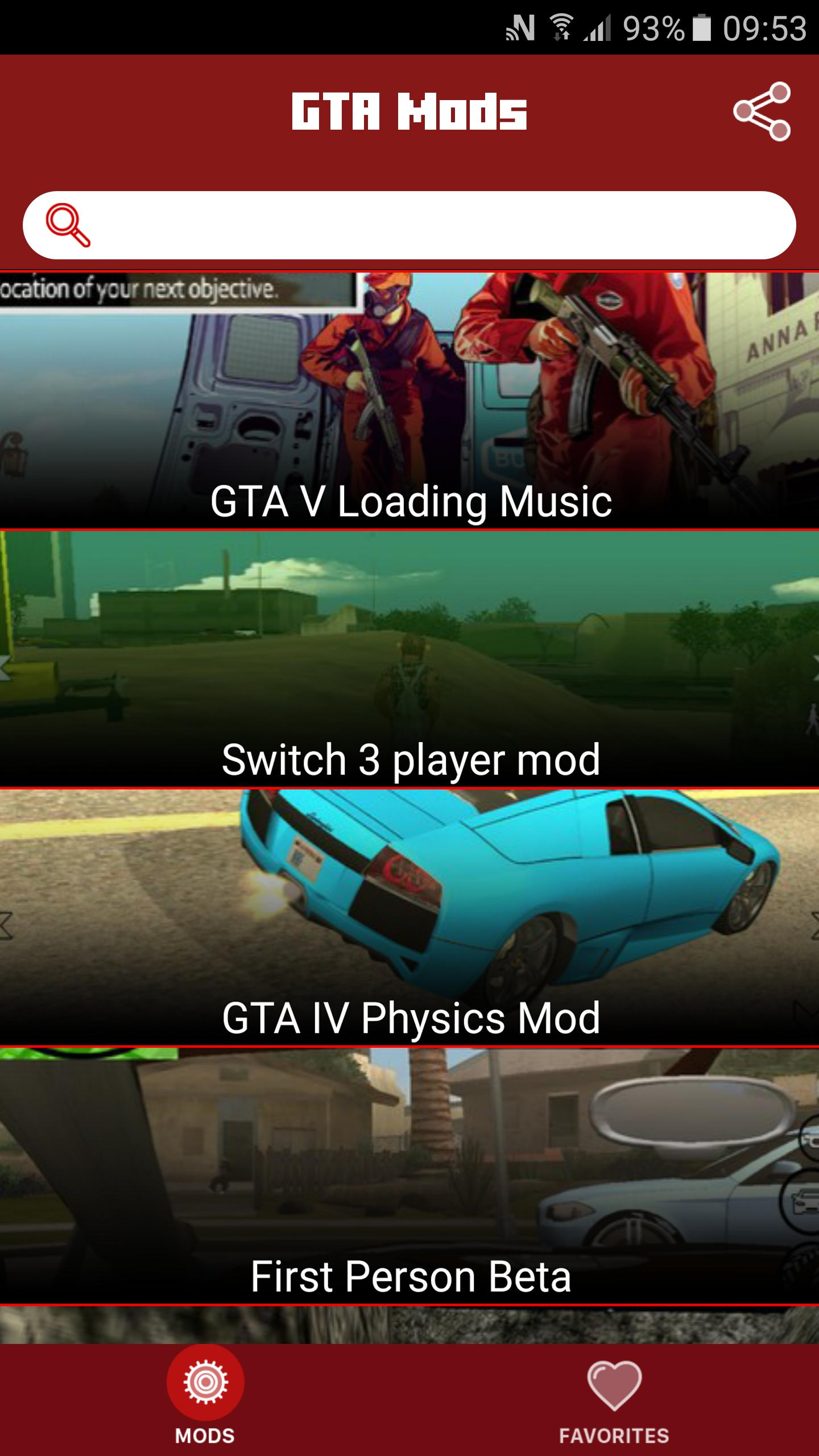 Mods CLEO for GTA San Andreas for Android - APK Download
