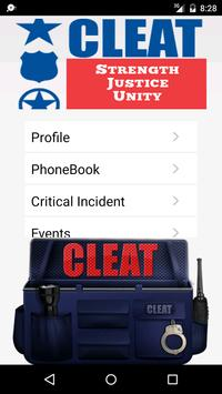 CLEAT Tactical Bag apk screenshot