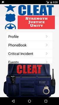CLEAT Tactical Bag screenshot 1