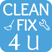 Clean & Fix For You icon
