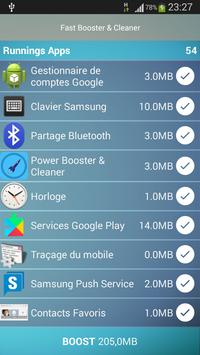 Boost my android:Clean booster screenshot 1