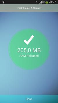 Boost my android:Clean booster screenshot 2