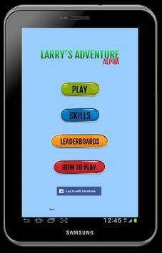 Larry's Adventure (Unreleased) screenshot 1