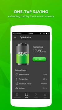 Battery Saver poster