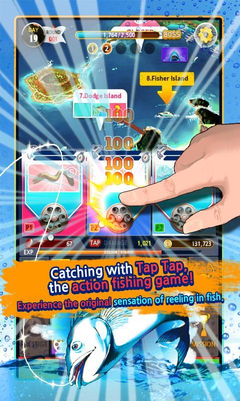 Tap fishing master idle clicker apk baixar gr tis for Tap tap fish all hidden fish