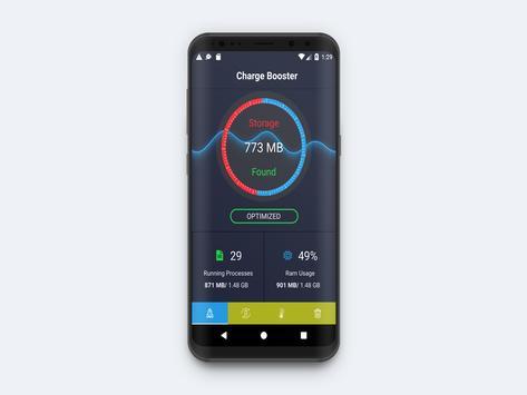 Fast Cleaner & Battery Saver screenshot 3