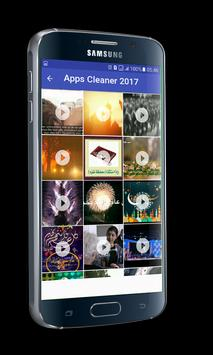 Apps Cleaner 2017 apk screenshot