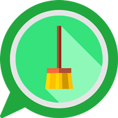 Cleaner For WhatsApp Free 2017 icon
