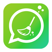 Cleaner For Whatsapp : Fast and Security icon