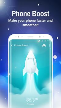 Clean Master- Space Cleaner & Antivirus apk स्क्रीनशॉट