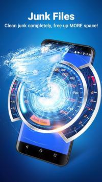 Clean Master清理垃圾、加速手機、應用鎖、專業殺毒 海報