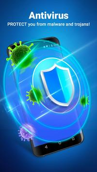 Clean Master清理垃圾、加速手機、應用鎖、專業殺毒 截圖 1