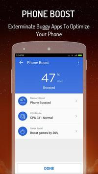 CM Speed Booster丨Cache Cleaner apk स्क्रीनशॉट