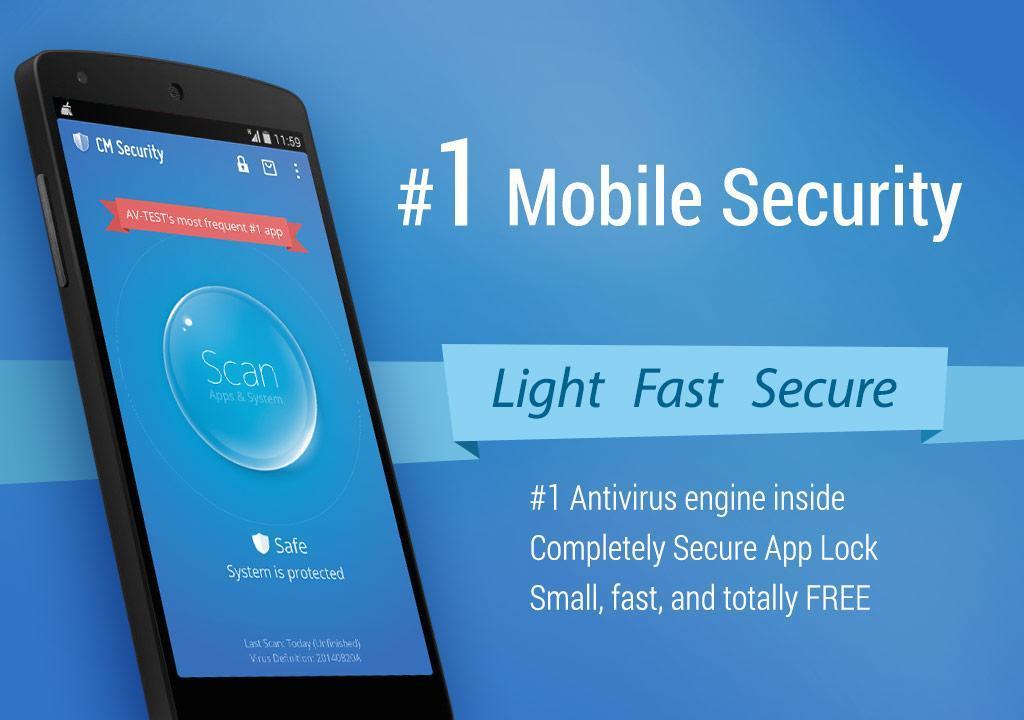 descargar cm security applock antivirus apk