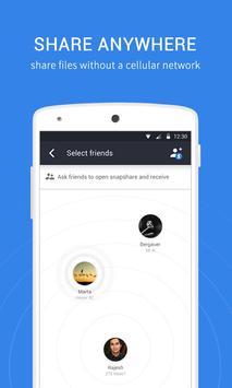 Snap Share - File Transfer screenshot 1
