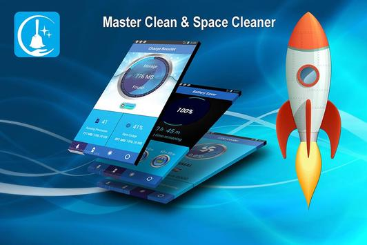 Space Cleaner (boost and clean my android) Bêta :) screenshot 2