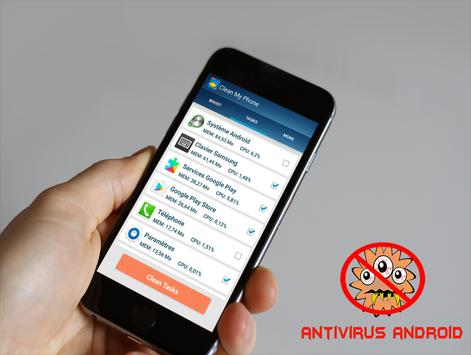 Clean My Android apk screenshot