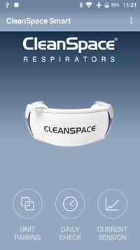 CleanSpace Smart poster