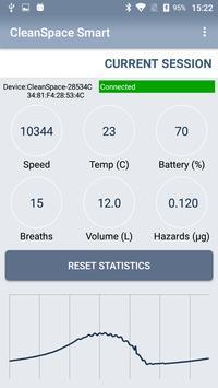 CleanSpace Smart screenshot 2