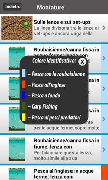Pesca nelle acque dolci Lite screenshot 2