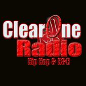 Clear One Radio icon