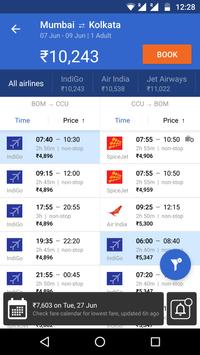 Cleartrip - Flights, Hotels, Activities, Trains apk स्क्रीनशॉट