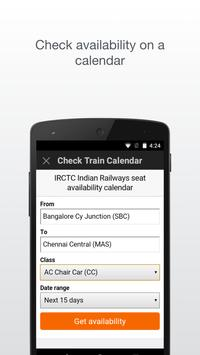 IRCTC Bookings by Cleartrip apk स्क्रीनशॉट