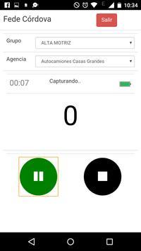 Inventario RFID apk screenshot