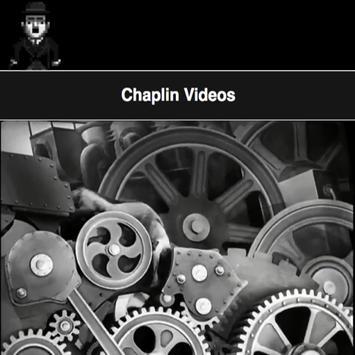 Charlie Chaplin Videos apk screenshot