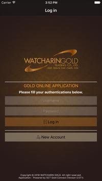 WatcharinGold poster