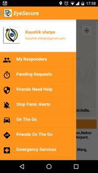 EyeSecure apk screenshot