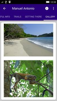 Costa Rica Guide to Parks screenshot 4